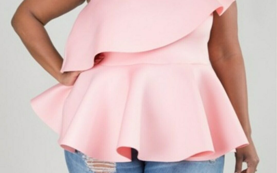 Looking For The Hottest Fashion Trend In 2021? Ruffles Are Officially In!